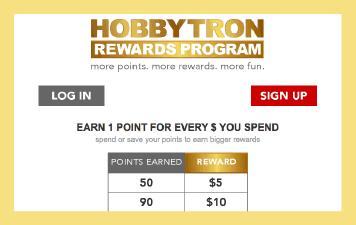 HobbyTron loyalty program case study