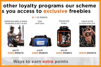 Predator Nutrition - Loyalty Homepage