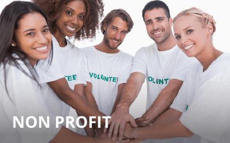 Zinrelo loyalty program - Non profit vertical