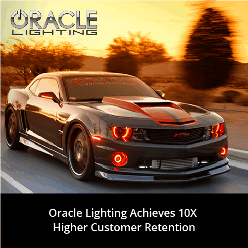 Oracle Lighting Achieves 10x Higher